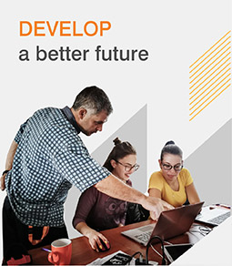 Develop a better future