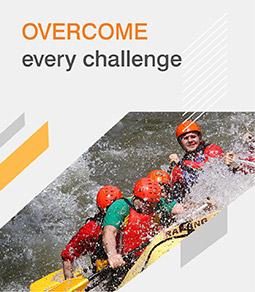 Overcome every challenge